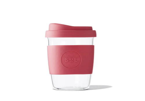 SoL Cups SoL Cups - Radiant Rose - Reusable 8oz Cup