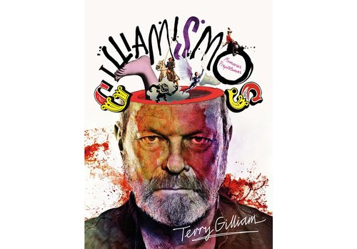 Malpaso Ediciones Terry Gilliam - Gilliamismos memorias prepostumas - Spanish Version