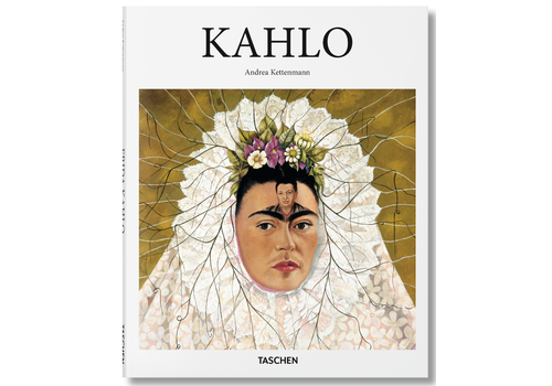 Taschen Andrea Kettenman - Kahlo - Spanish