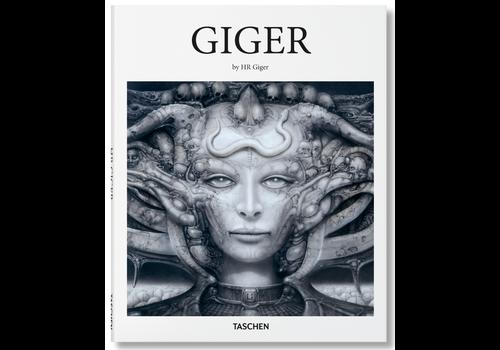 Taschen Giger by H.R Giger - Spanish