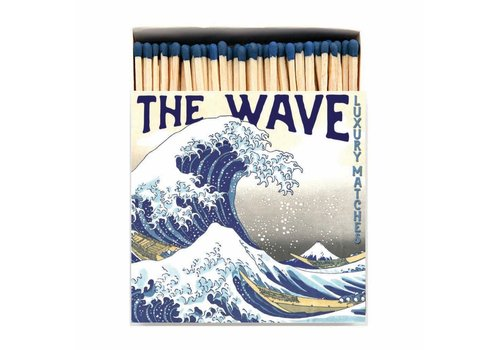 Archivist Gallery Archivist Gallery - Hokusai Waves - Matches