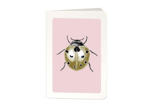 Archivist Gallery Archivist Gallery -Ladybird - Greeting Card