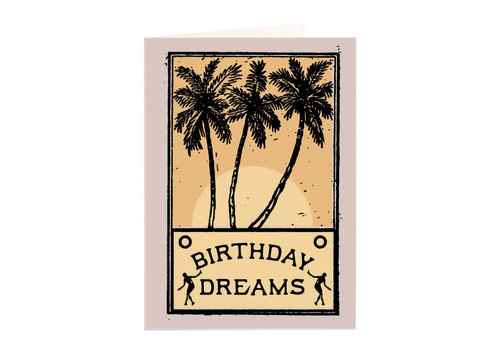 Archivist Gallery Archivist Gallery - Dreams - Greeting Card