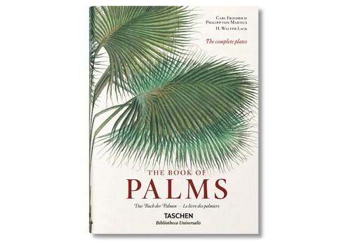 Taschen The Book of Palms