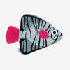 Don Fisher Don Fisher - Batfish Pouch - Aqua with Keychain