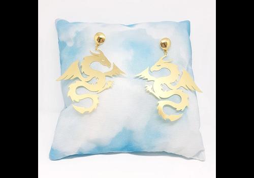 Xtellar Xtellar - Dragon Earrings