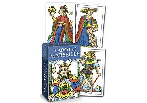 Lo Scarabeo Tarot of Marseille - Edition Pocket Hardcase