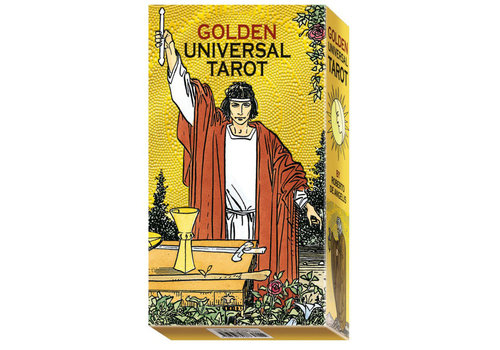 Lo Scarabeo Roberto De Angelis - Golden Universal Tarot