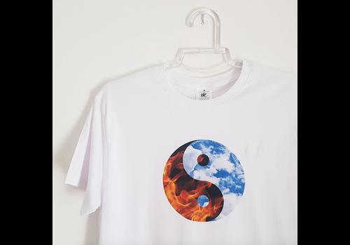 Xtellar Xtellar - Yin-Yang - T-Shirt