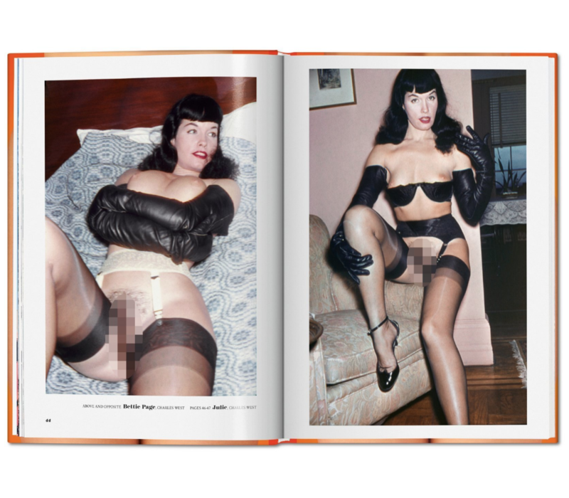Taschen - Big Book of Pussy - English, French & German
