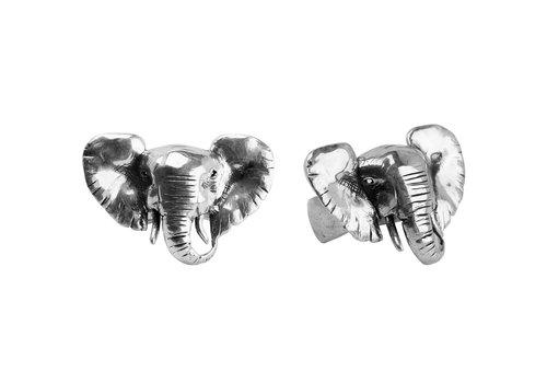 Michi Roman Michi Roman - Elephant Ring - Sterling Silver