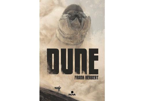 Nova Editorial Dune - Frank Herbert - Ilustraciones por Sam Weber