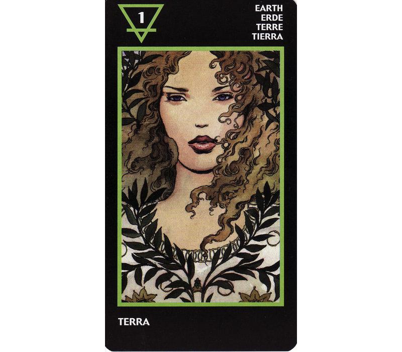 Manara - Erotic Tarot