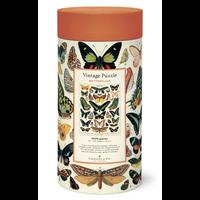 Cavallini - Butterflies - 1000 Piece Puzzle