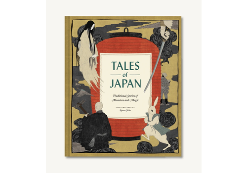 Chronicle Books Chronicle Books - Tales of Japan