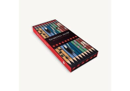 Chronicle Books Chronicle Books - Spirited Away Pencils