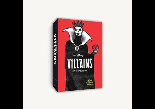 Chronicle Books Chronicle Books - The Disney Villains Postcard Box