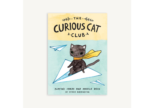 Chronicle Books Chronicle Books - The Curious Cat Club Deck