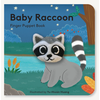 Chronicle Books Chronicle Books - Baby Raccoon