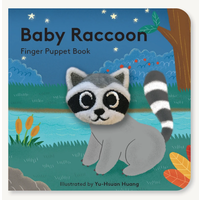 Chronicle Books - Baby Raccoon