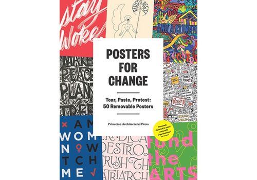 Chronicle Books Chronicle Books - Posters for Change