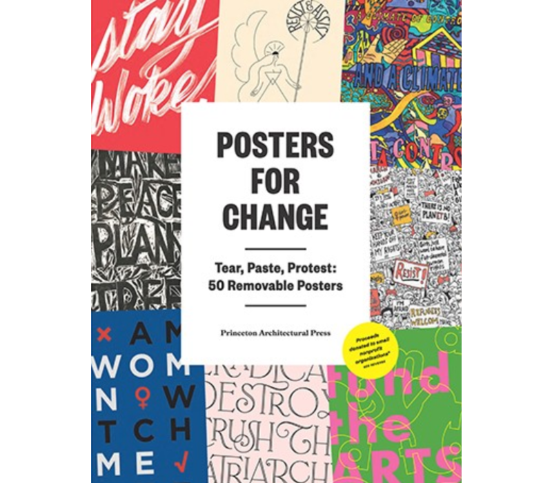 Chronicle Books - Posters for Change