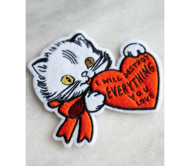 Stay Home Club - Destroy (Cat) - Patch
