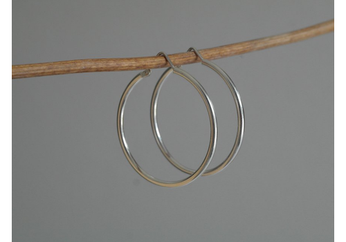 Âme Ame Jewels - 35mm Hoop  Earrings