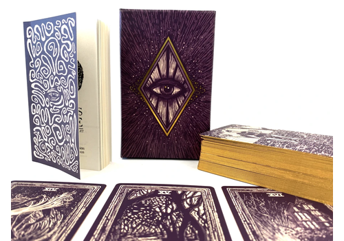 Prisma Visions James R. Eads - Light Visions Tarot Deck