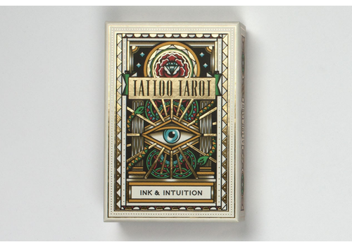 Laurence King Ink & Intuition - Tattoo Tarot