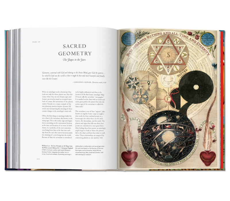 Taschen - The Library of Esoterica - Astrology