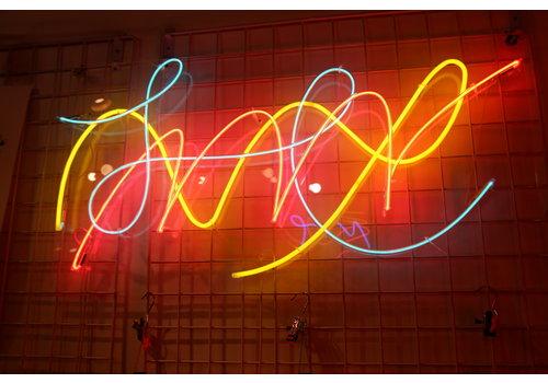 Ferran Capo Ferran Capo - Neon Art Piece - Large
