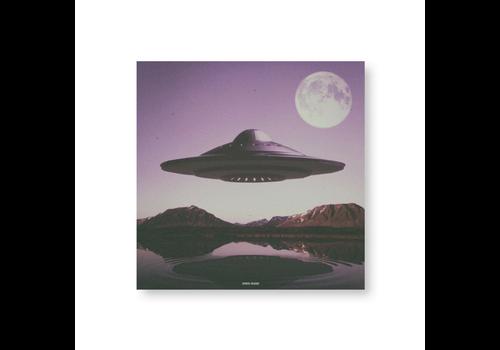 Error Design Error Design - UFO - Art Print