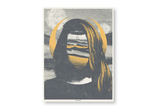 Error Design Error Design - Inner World - Art Print