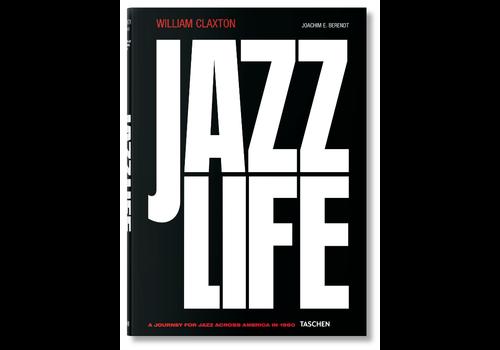 Taschen Taschen - Jazz Life - En/Fr/De
