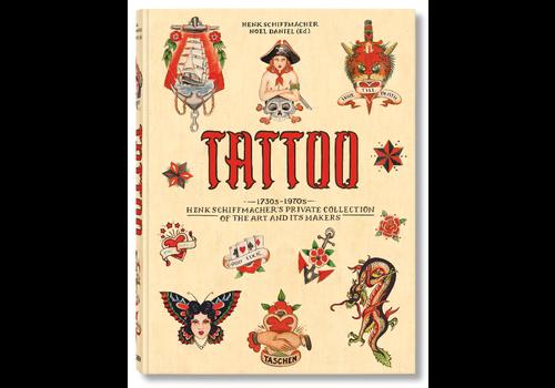 Taschen Taschen - Tattoo - Henk Schiffmachers Private Collection