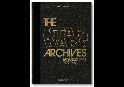 Taschen Taschen - Archivos de Star Wars 1977 - 1983 - Español