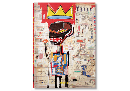 Taschen Hans Werner Holzwarth, Eleanor Nairne - Basquiat 40 Years
