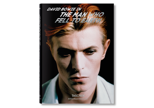 Taschen Taschen - David Bowie - The man who fell to earth