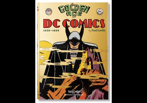 Taschen Taschen - The Golden Age of D.C Comics - English