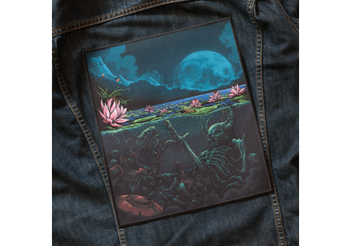 Inner Decay Inner Decay - Lotus Pond - Back Patch