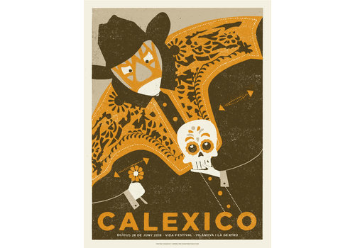 Münster Münster - Calexico - Screen Print