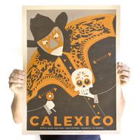 Münster - Calexico - Screen Print