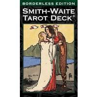 Smith-Waite Tarot - Borderless Edition