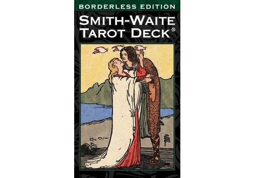 U.S Games Smith-Waite Tarot - Borderless Edition