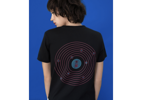 Youniverse Youniverse - Japanese Planets T-Shirt