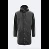 Rains Rains - Long Jacket - Black