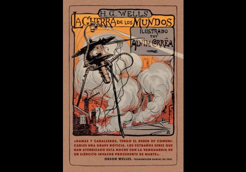 Libros del Zorro Rojo Herbert George Wells - La Guerra de los Mundos