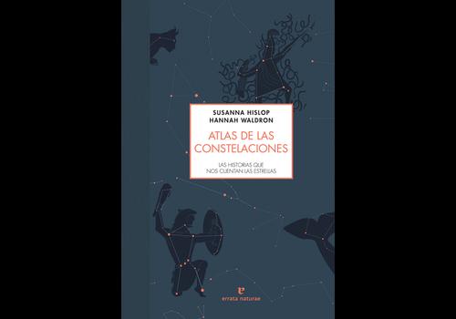 Errata Naturae Hannah Waldron & Susanna Hislop - Atlas de las Constelaciones