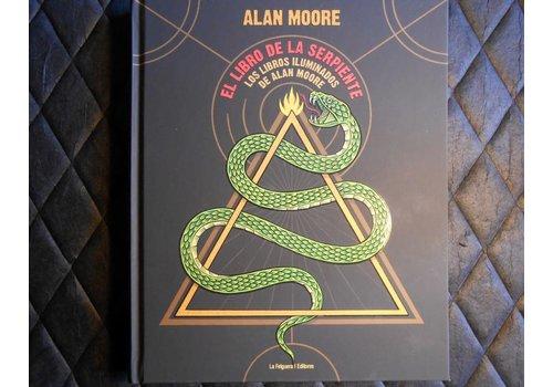 La Felguera Alan Moore - El Libro de la Serpiente